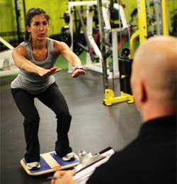Sports Trainer Northbrook IL - Strength Training, Weight Trainer Chicago IL - Progressive Sports Training - balance